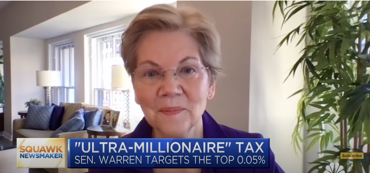 Apple likes buybacks. Sen. Elizabeth Warren not so much (video) | Philip Elmer‑DeWitt